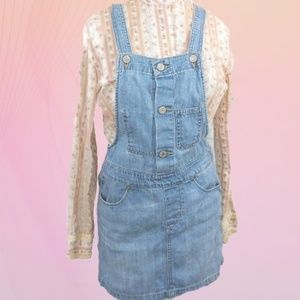 Levi's Overall Jean Jumper